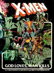 X-Men Graphic Novel