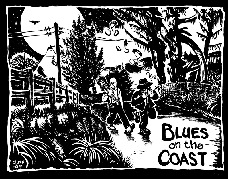 Blues on the Coast, Point Arena