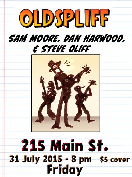 Oldspliff, Sam Moore, Steve Oliff